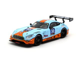 PRÉ VENDA Tarmac 1:64 Mercedes-AMG GT3 - Paul Ricard 24h 2016 2nd Place