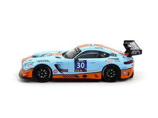 Tarmac 1:64 Mercedes-AMG GT3 - Paul Ricard 24h 2016 2nd Place on internet