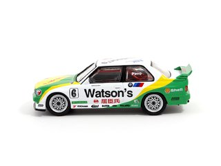 PRÉ VENDA Tarmac 1:64 BMW M3 E30 Macau Guia Winner 1991 - Emanuele Pirro on internet
