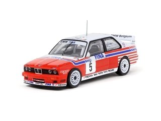 PRÉ VENDA Tarmac 1:64 BMW M3 (E30) Spa 24 Hours Race 1992 #5 Winner