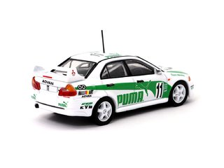 PRÉ VENDA Tarmac 1:64 Mitsubishi Lancer Evolution V Super Taikyu 1998 Puma - TAGCC 2018 Exclusive - buy online