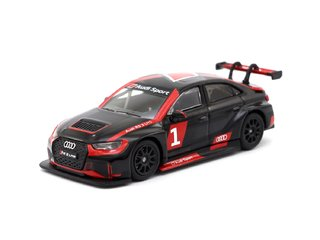 PRÉ VENDA Tarmac 1:64 Audi RS3 LMS Presentation Version