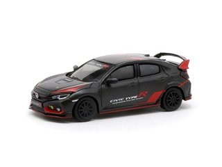 PRÉ VENDA Tarmac 1:64 Honda Civic Type R FK8 Customer Racing Study