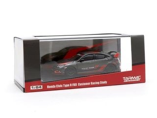 Tarmac 1:64 Honda Civic Type R FK8 Customer Racing Study na internet
