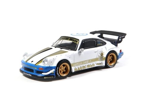 Tarmac 1:64 RWB 930 Blue White