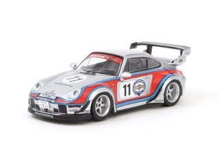 PRÉ VENDA Tarmac 1:64 RWB 993 Rough Rhythm #11 Martini