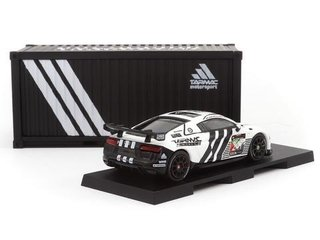 Tarmac 1:64 Audi R8 LMS GT4 Dubai 24 hours 2018 Presentation Version - buy online