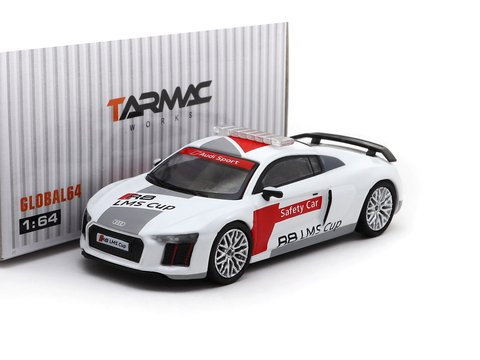 Tarmac 1:64 Audi R8 V10 Plus - Audi R8 LMS Cup Safety Car