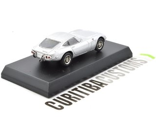 Kyosho 1:64 Toyota 2000GT - Silver - buy online