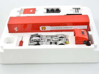 Kyosho 1:64 Transporter Iveco LD-Ferrari F1 2002 on internet