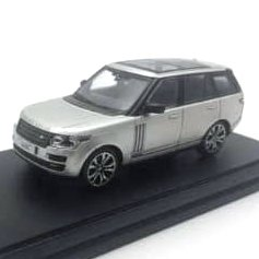PRÉ VENDA LCD Model 1:64 Range Rover Vogue Champagne