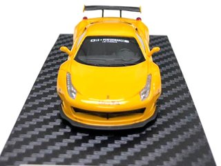 PC Club 1:64 Ferrari 458 LB Performance Amareo