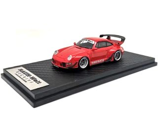 PRÉ VENDA PC Club 1:64 Porsche 911 RWB 993 Naginata