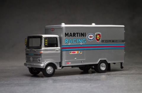 SINAL 30% Scale Mini 1:64 Mercedes Benz LP608 Martini