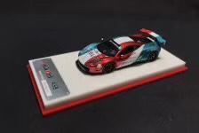 Scale Mini 1:64 Ferrari 458 LBWK Hublot
