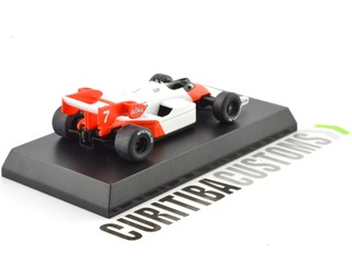 Kyosho 1:64 McLaren F1 MP4/2 #7 A. Prost (1984) - buy online