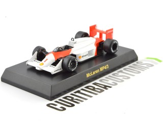 Kyosho 1:64 McLaren F1 MP4/3 #1 A. Prost (1987) on internet
