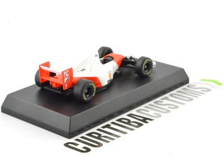 Kyosho 1:64 McLaren F1 MP4/8 #7 M. Hakkinen (1993) - Curitiba Customs