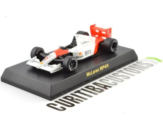 Kyosho 1:64 McLaren F1 MP4/6 #2 G. Berger (1991)