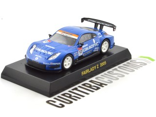 Kyosho 1:64 Calsonic Fairlady Z 05' - buy online
