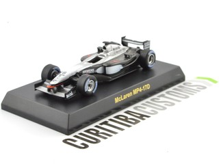 Kyosho 1:64 McLaren F1 MP4-17D #6 K. Raikkonen (2003) on internet