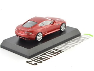 Kyosho 1:64 Aston Martin DB9 - Red - buy online
