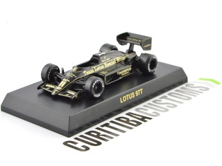 Kyosho 1:64 Lotus F1 97T #11 E. Angelis (1985) - buy online