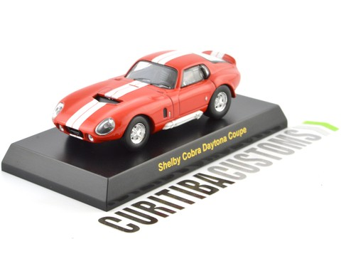 Kyosho 1:64 USA Shelby Daytona - Red