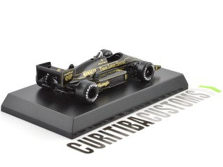 Kyosho 1:64 Lotus F1 98T #11 J. Dumfries (1986) - buy online