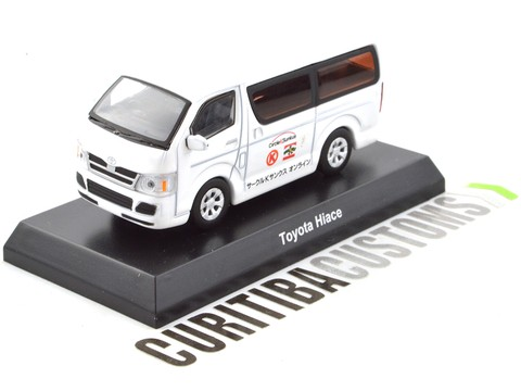 Kyosho 1:64 Toyota Hiace - Secret Circle K