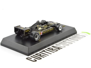Kyosho 1:64 Lotus F1 78 #6 R. Peterson (1977) - buy online