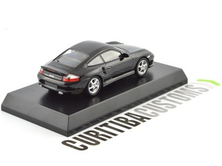 Kyosho 1:64 Porsche 911 Turbo - Black - buy online