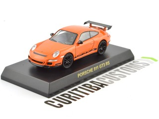 Kyosho 1:64 Porsche 911 GT3 RS - Orange
