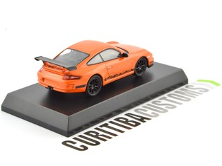Kyosho 1:64 Porsche 911 GT3 RS - Orange - buy online
