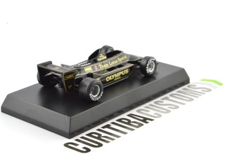 Kyosho 1:64 Lotus F1 79 #6 R. Peterson (1978) - buy online