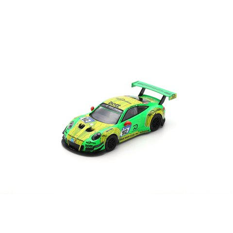 Sparky 1:64 Porsche 911 GT3 R No.912 Manthey Racing Winner 24H Nürburgring 2018