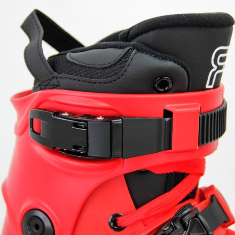 Patins FR1 80 RED - 4 rodas de 80mm