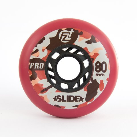 Rodas FZ Freezy para slides 80mm 90A