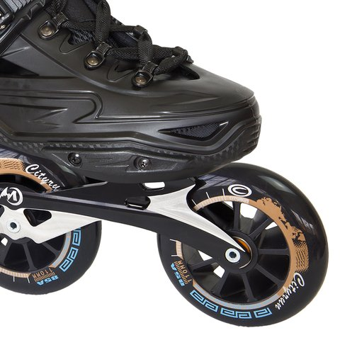 Patins Inline IS Urban 3 rodas 110mm