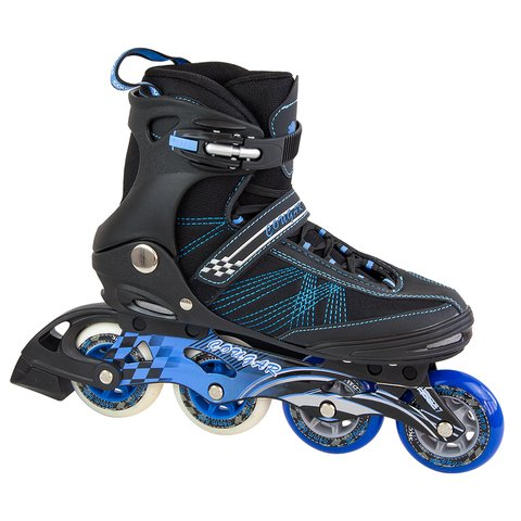 Patins Cougar Freelander Azul