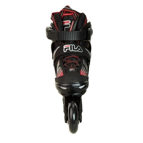 Patins Fila J One Black Red