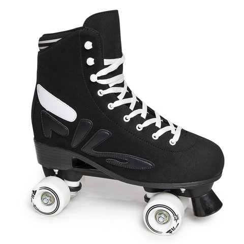 Patins Fila Quad Logo Black