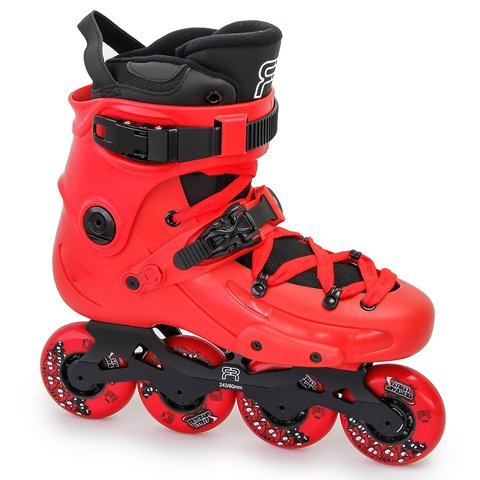 Patins FR1 80 Red