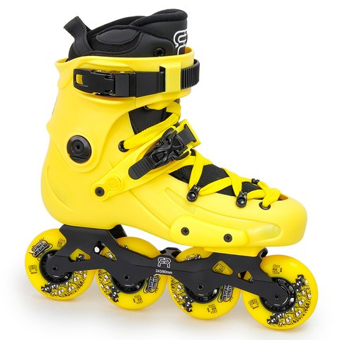 Patins FR1 80 Yellow - FR Skates