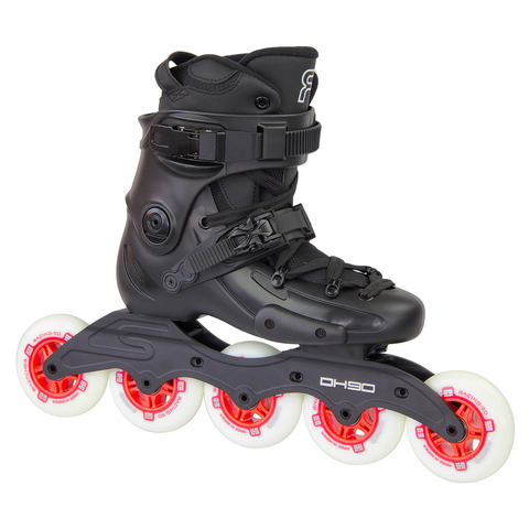 Patins SEBA FR1 BLACK - (Downhill)