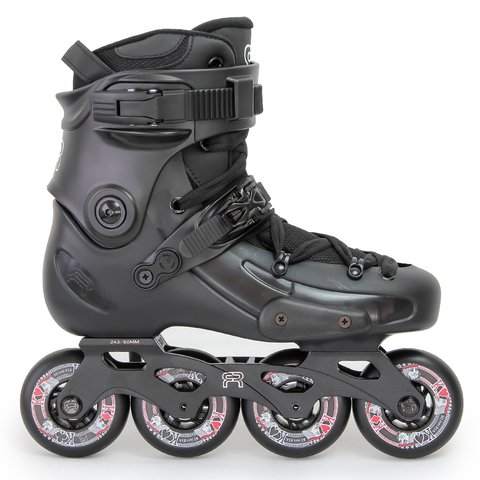Patins FR3 80 Black