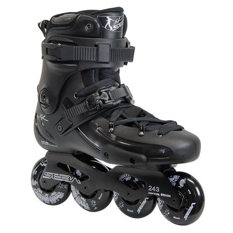 Patins FR2 80 BLACK