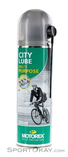 Aceite Motorex City Lube Spray 300ml Lubrtic Universal