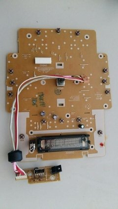 Ebr57067407 - Placa painel display Rad125 RAD 125