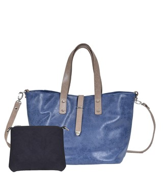 Shopping Bag Azul
